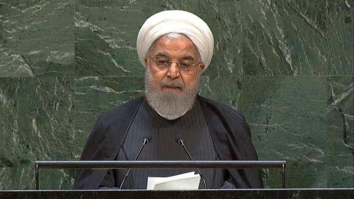 Iran khong dam phan neu My khong do bo lenh trung phat