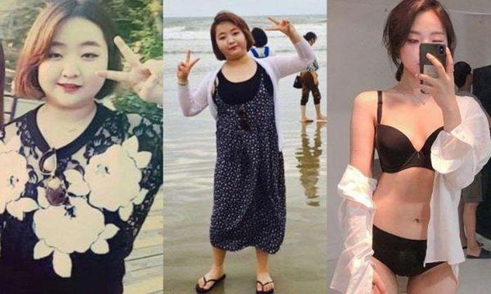 Image result for bí quyết giảm cân của hot girl hàn