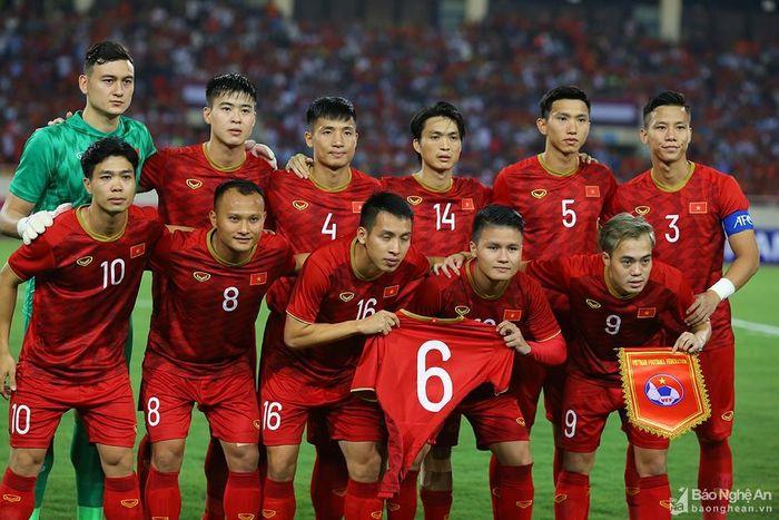 ĐT Việt Nam nhận thêm tin vui sau chiến thắng trước Malaysia