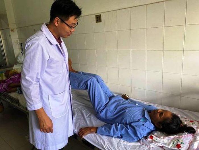 Phẫu thuật thành công bệnh nhân ung thư di căn đốt sống ngực