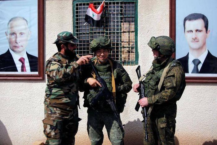 Chiến thắng ở Syria: Nga vừa bảo vệ lợi ích của mình vừa không rời bỏ bạn