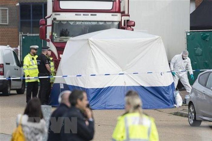 Thông tin chính thức từ Đại sứ quán Việt Nam tại Anh về vụ 39 thi thể