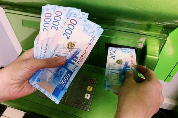 Nga sử dụng loại giấy sát trùng để in tiền