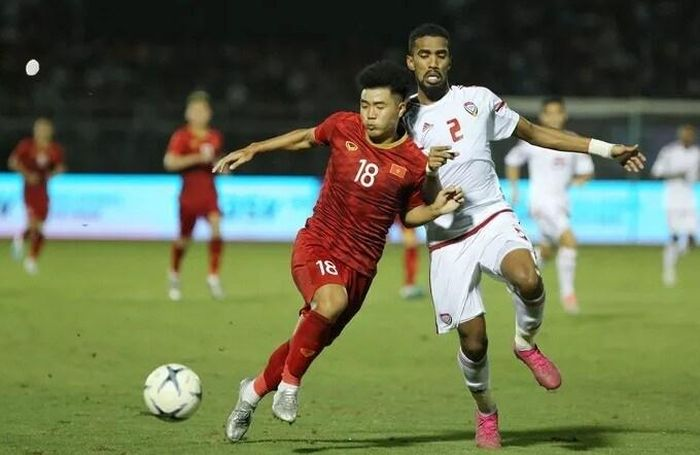 viet nam vs uae