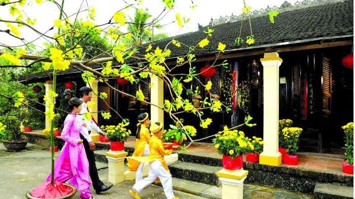 Du lịch xuân tại Sài Gòn