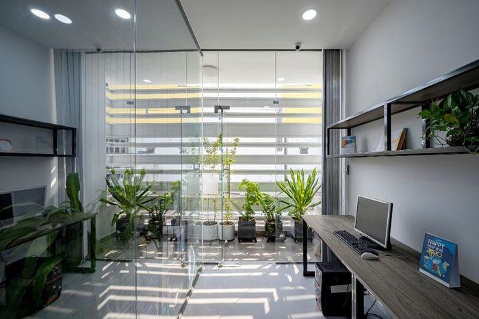 Cách xây nhà tích hợp văn phòng