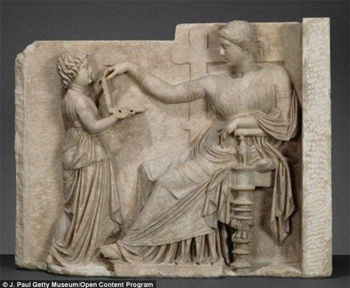 Người Hy Lạp cổ đại đã có Laptop từ 100 năm trước công nguyên?