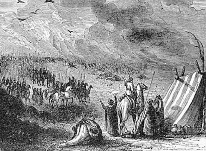 Bí ẩn đội quân 50.000 người đột ngột 'bốc hơi' giữa sa mạc