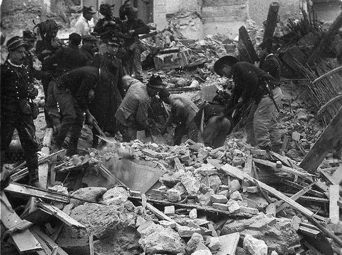 Thảm họa kinh hoàng đoạt mạng hơn 80.000 người trong nháy mắt