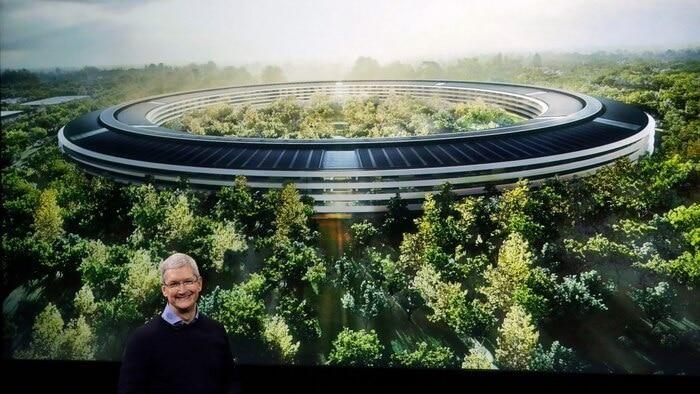 Vì sao 100% nhân viên của Apple không được ngồi khi làm việc?