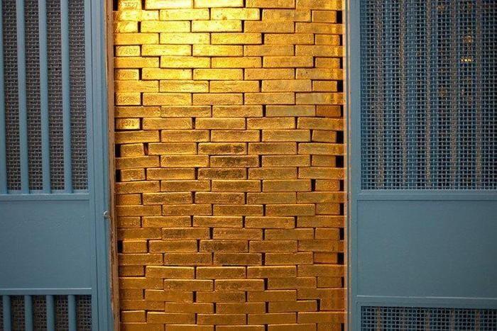 Bí ẩn bên trong những kho vàng 'khủng' nhất thế giới