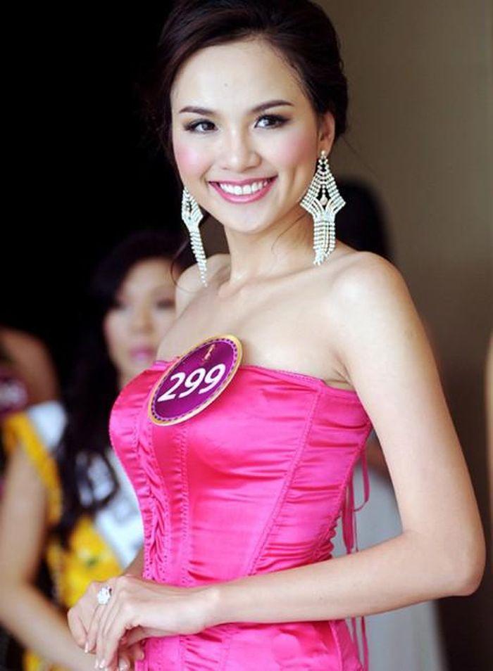 Nhan sắc biến đổi đến mức không nhận ra của Hoa hậu Diễm Hương