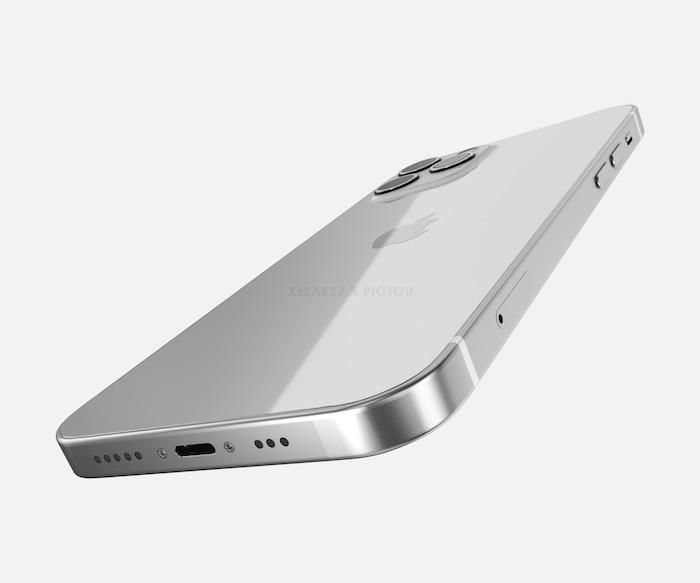 Diện mạo siêu ấn tượng của iPhone 12 Plus lần đầu tiên được hé lộ