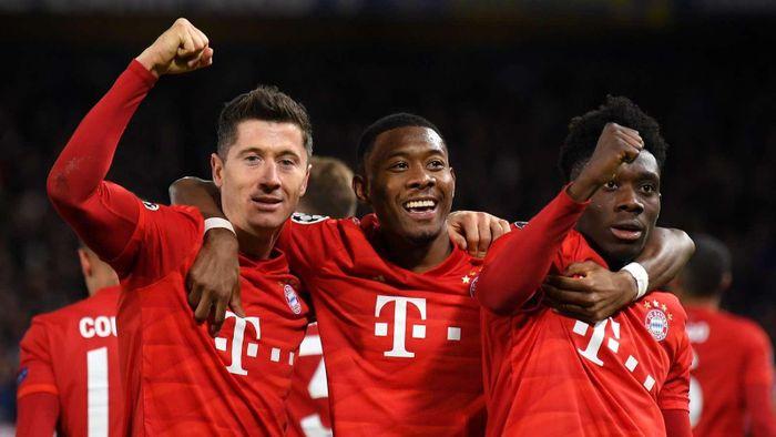 Union Berlin - Bayern Munich: 'Hùm Xám' thị uy