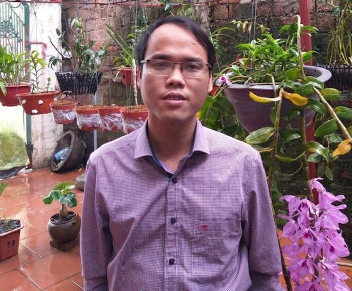 Cha đẻ chữ Việt nhanh tiếp tục giới thiệu thêm bộ 'Chữ viết bảo mật thời 4.0'