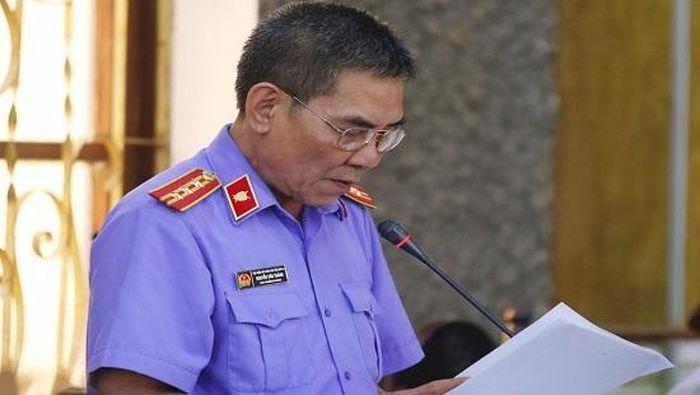 VKS đề nghị nhiều mức án nghiêm khắc với các bị cáo trong vụ án gian lận điểm thi ở Sơn La