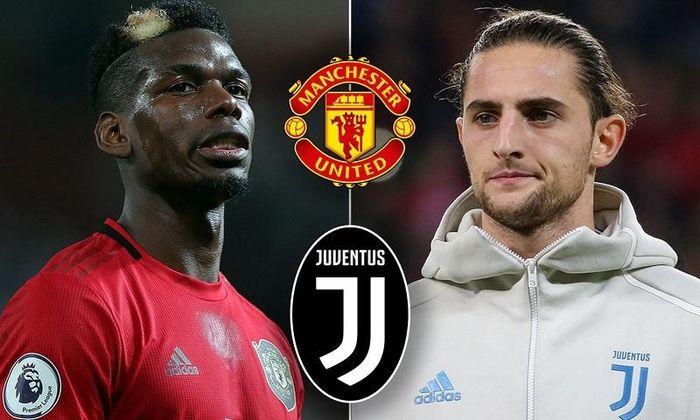 MU và Juventus đạt bước tiến bán Paul Pogba