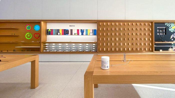 Apple Store đóng cửa tạm thời ở Mỹ sau bạo loạn