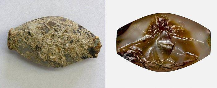 Hình ảnh xuyên không trong viên ngọc 3.500 tuổi thách thức trí tuệ khoa học - 3
