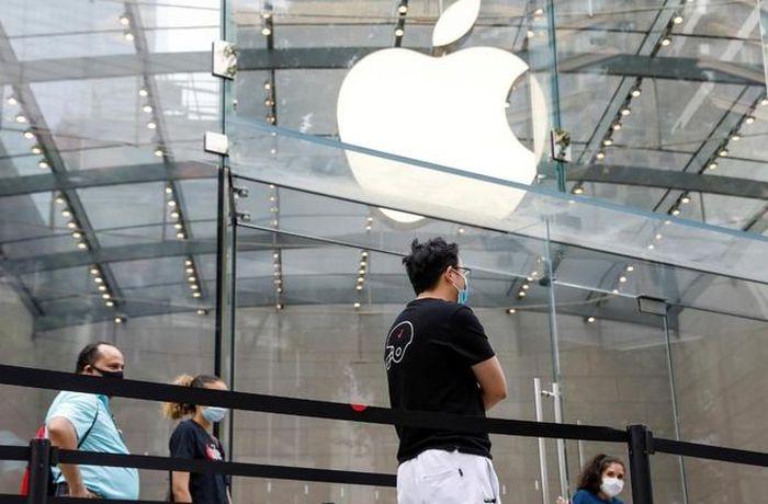 Apple Store đóng cửa lần 2