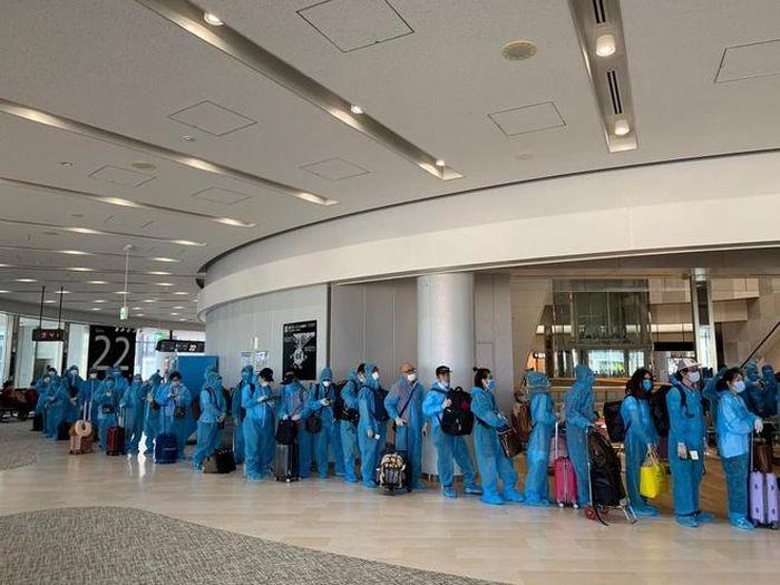 Nhật nối lại chuyến bay với Việt Nam, nới lỏng hạn chế đi lại