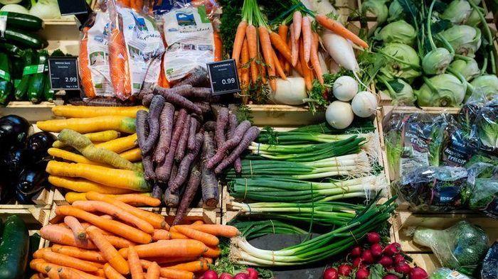 Bí mật độ sạch của rau quả trong siêu thị, khách mua lưu ý