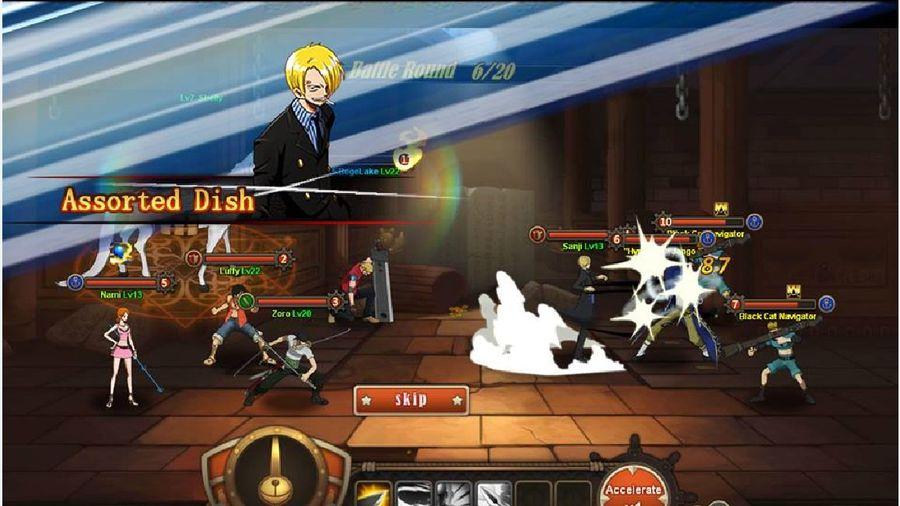 One Piece Đại Chiến là phiên bản nâng cấp của Đại Hải Trình? - Báo Thanh  Niên