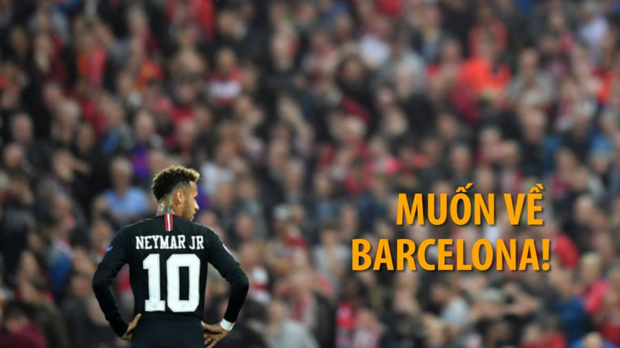 Neymar muốn về Barcelona, Tuchel và Valverde nói gì?