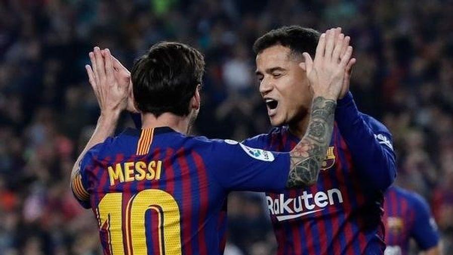 Barca thống trị top 5 bàn thắng đẹp vòng 9 La Liga