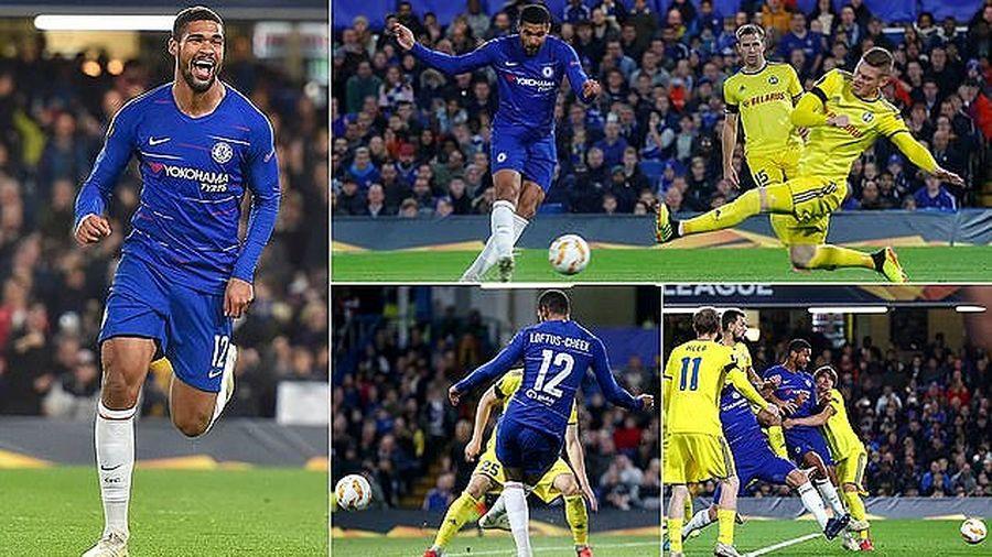 Toàn cảnh Chelsea 3-1 BATE Borisov: Trận đấu để đời của Loftus-Cheek