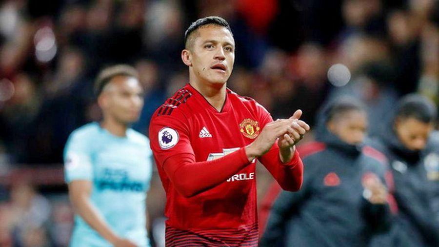 Man Utd đưa Alexis Sanchez vào danh sách chuyển nhượng!