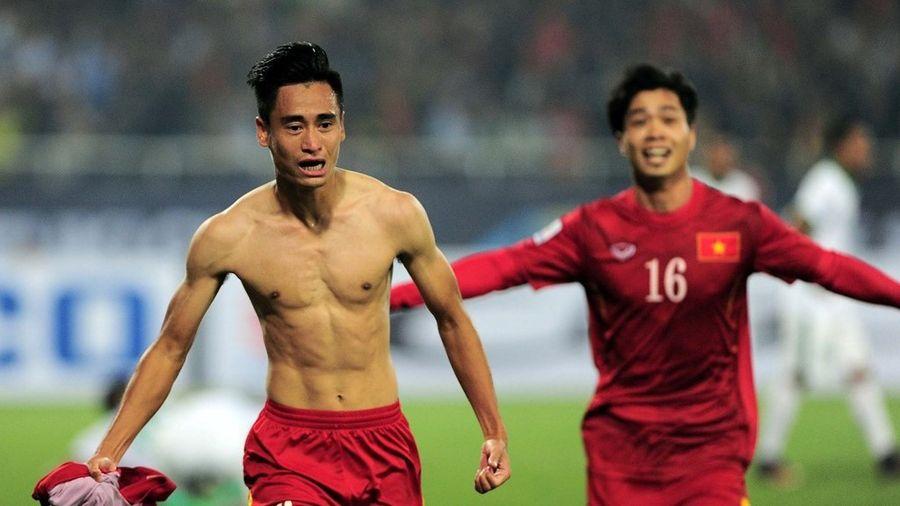 VIDEO: 5 khoảnh khắc đáng nhớ của bóng đá Việt Nam tại AFF Cup
