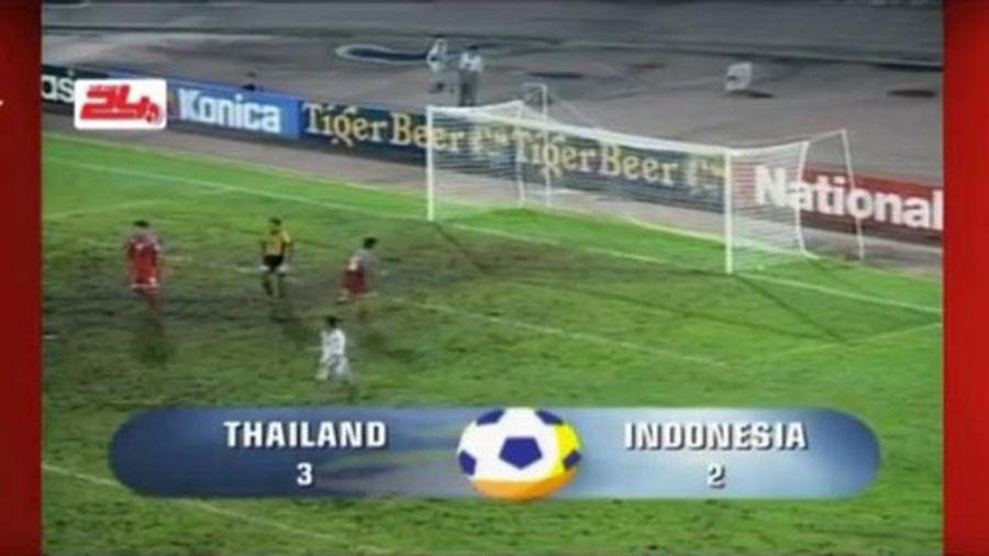 Sợ tuyển Việt Nam, Thái Lan và Indonesia từng 'đá bẩn' tại AFF Cup