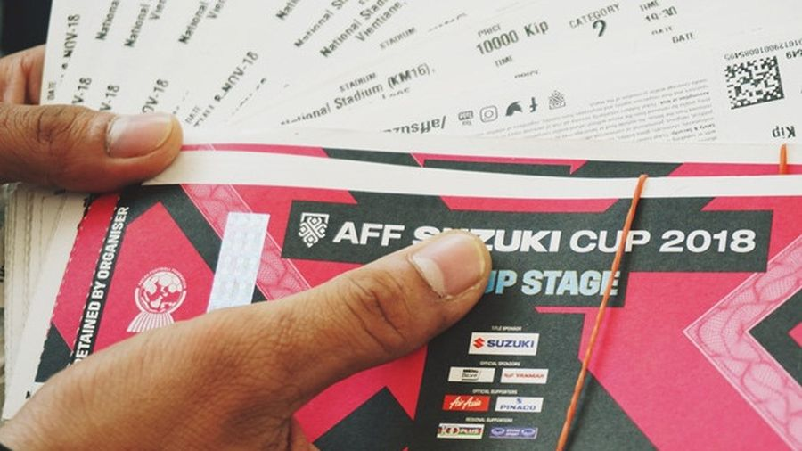 Sốc với giá vé xem trận Việt Nam ra quân ở AFF Cup 2018