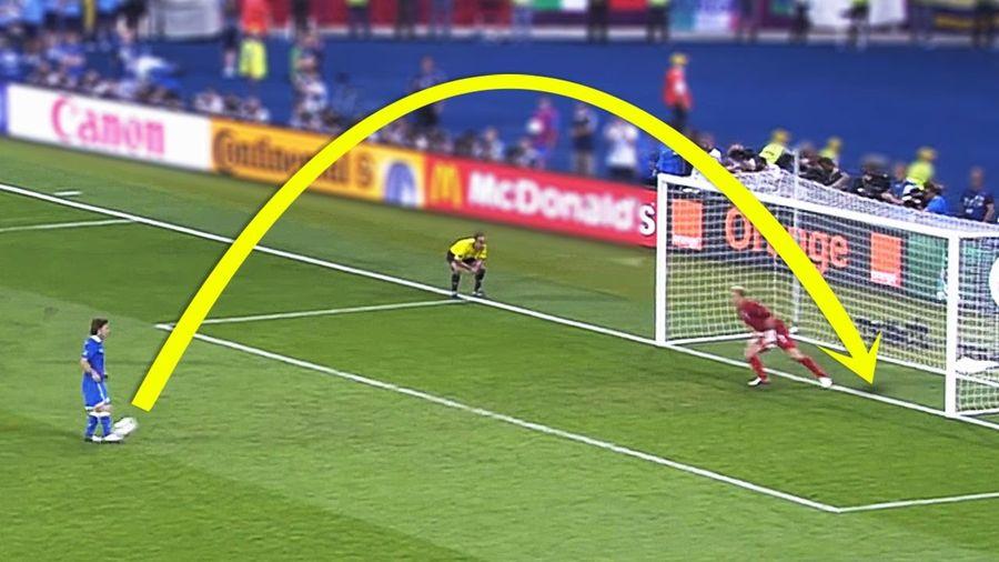 Top 10 cú sút penalty nổi tiếng nhất làng bóng đá thế giới