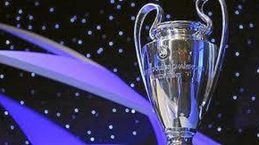 Xác định 12 đội bóng vào vòng knock-out Champions League