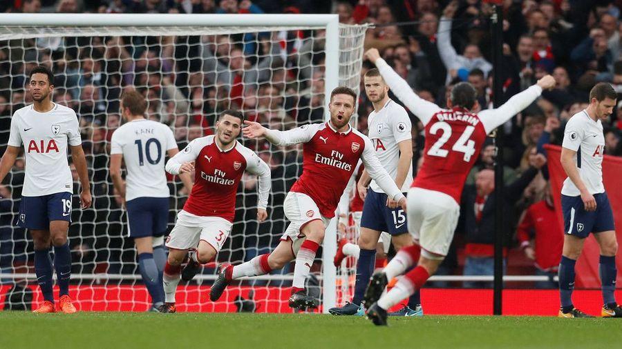 Thống kê phong độ Arsenal vs Tottenham: London không yên tĩnh