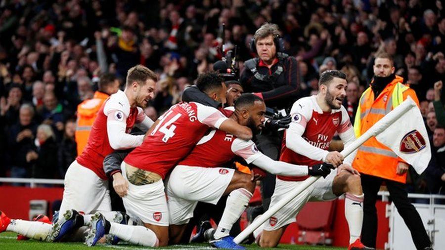 Rượt đuổi nghẹt thở, Arsenal thắng ngược kịch tính Tottenham