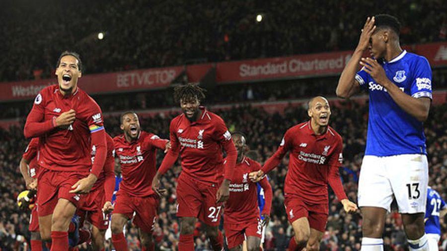 Liverpool 1-0 Everton: Vận may mỉm cười đầy bất ngờ