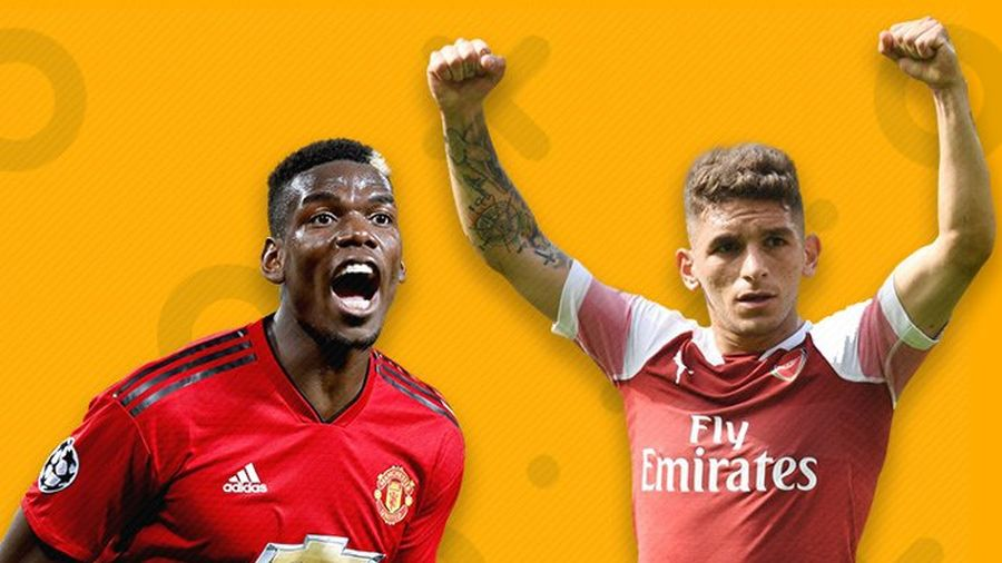 MU vs Arsenal: Pháo thủ thăng hoa, đánh sập Old Trafford
