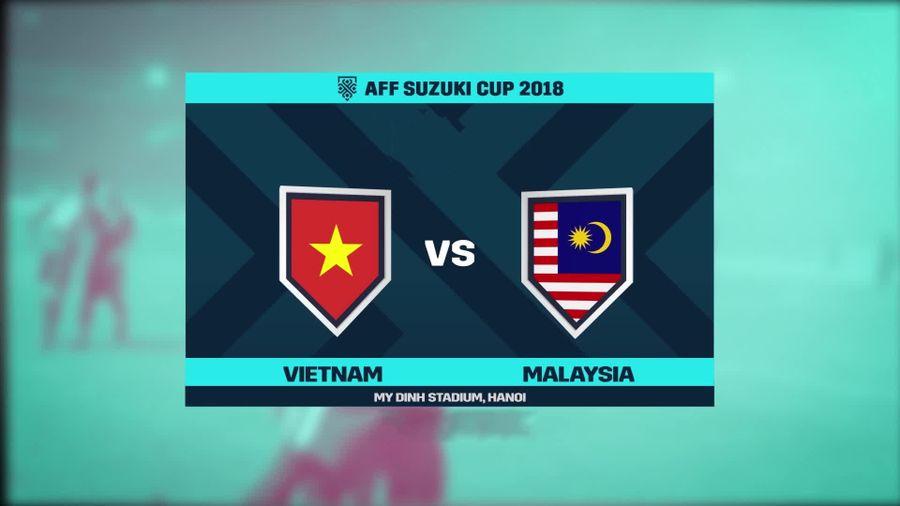 Hành trình đến trận chung kết AFF Cup 2018 của đội tuyển Việt Nam