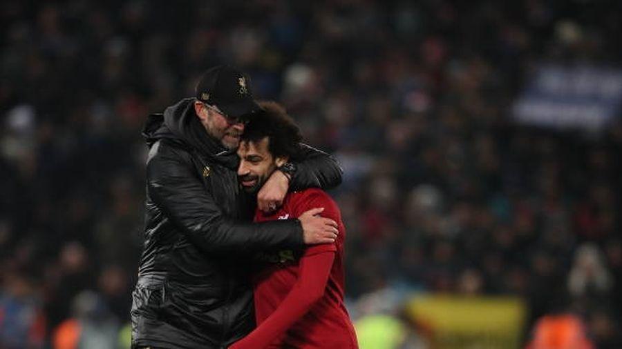 Liverpool 1-0 Napoli: Salah tỏa sáng, Liverpool thoát hiểm ngoạn mục