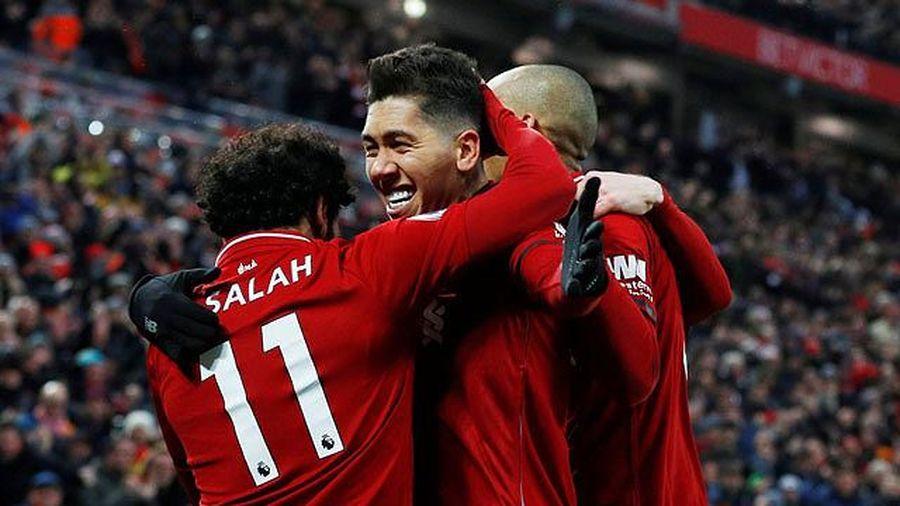 Salah tỏa sáng, Liverpool ngược dòng ngoạn mục trước Palace