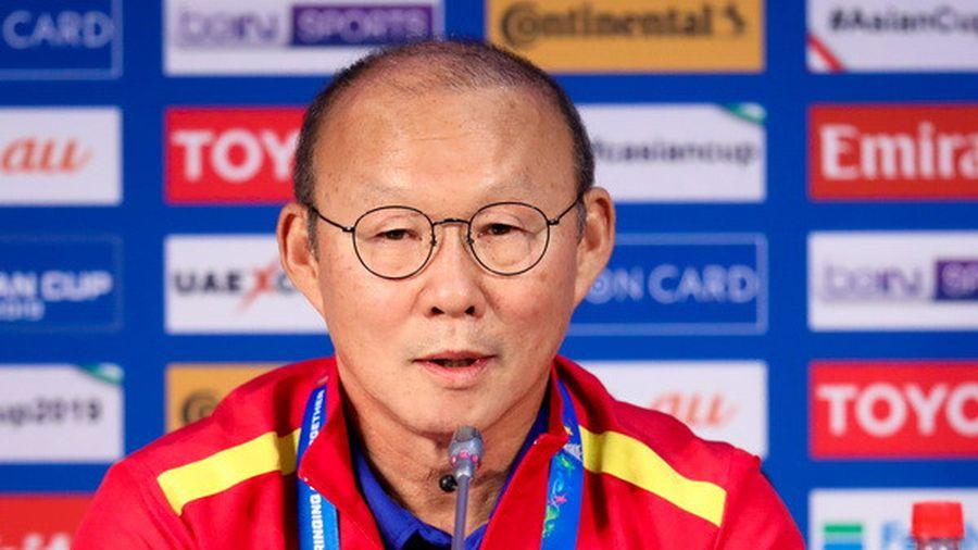 HLV Park: 'Tôi thất vọng khi điều kỳ diệu trước Nhật Bản không xảy ra'