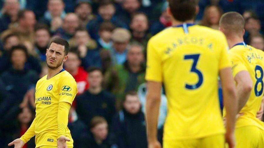 Everton 2-0 Chelsea: Hụt hơi trong cuộc đua Top 4