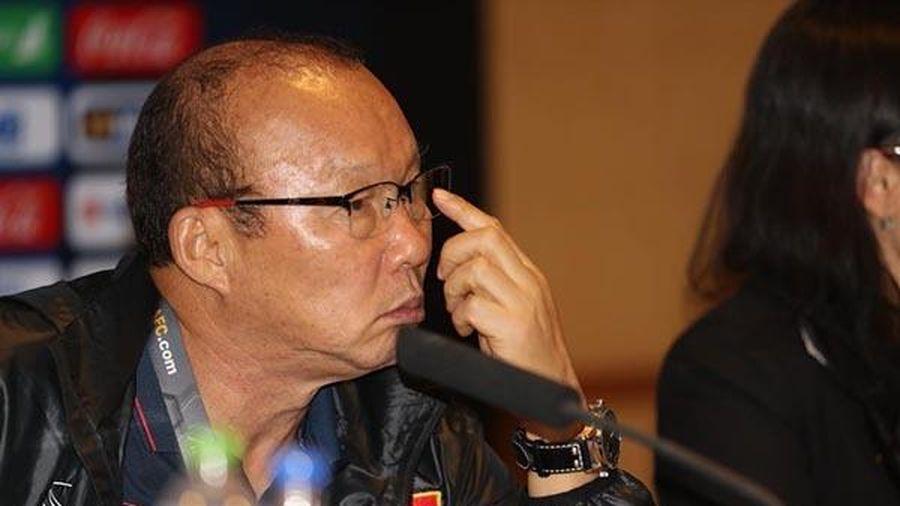 Thầy Park thừa nhận sai lầm từ khi về Việt Nam làm HLV