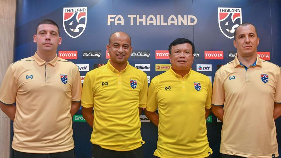 Tân HLV Thái Lan tuyên bố hạ Việt Nam để vô địch King's Cup