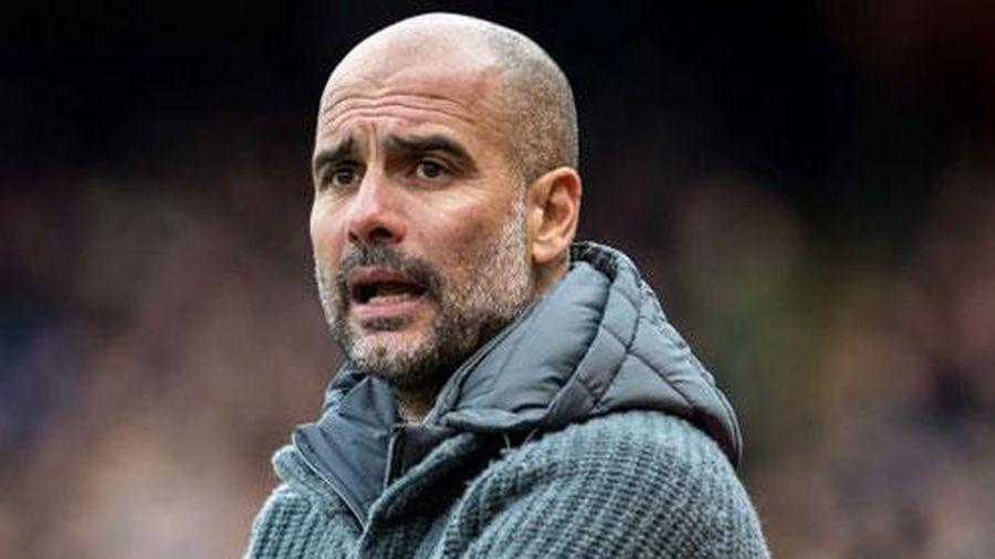 Pep Guardiola lần đầu khẳng định chức vô địch Premier League trong tầm tay