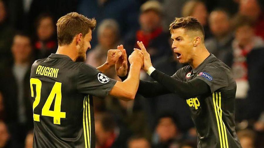'Cám ơn Chúa đã cho Juventus... Ronaldo'