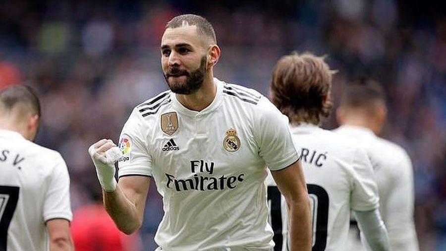 Chùm ảnh Real Madrid đè bẹp Bilbao vòng 33 La Liga